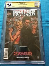 Preacher #19 - DC - CGC SS 9.6 NM+ - Signed by Garth Ennis, Steve Dillon
