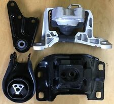 4pcSet fits for 2010 2011 2012 2013 2.0L Automatic Mazda 3 Motor & Trans Mounts