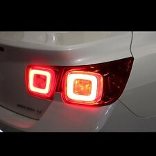 3D Type LED Tail Lights Rear Lamps For Chevrolet Malibu 2012~2015