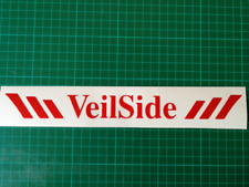 Veilside Sunstrip Pegatina Mazda Subaru Toyota Nissan JDM bodykit arcos 1000 mm