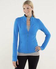 Euc Lululemon Forme Jacket ll, Cornflower Blue, Size 8