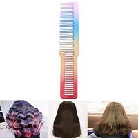 1*Hair Comb Hairdressing Salon Hair Cutting Styling Comb Oil Head Haircut Brush!