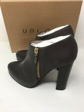 UNISA Lodo Ankle Boots - Brown - UK 4/EU 37 - £139