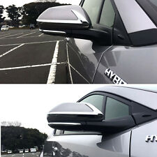 Chrome Rearview Side Mirror Strip Garnish Trim Cover For Toyota C-HR CHR 2017