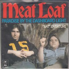 "45 T SP MEAT LOAF ""PARADISE BY THE DASHBOARD LIGHT"""