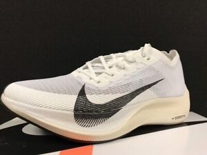 Nike Men's ZoomX Vaporfly NEXT% 2 White Running DH9276-100 Size 9.5 US