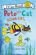Pete the Cat: Scuba-Cat (My First I Can Read) by Dean, James, Good Book