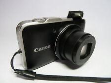 Canon PowerShot SX230 HS 12MP 14x Zoom Wide Screen GPS Digital Superzoom Camera