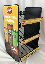 New Store Shelf CounterTop Candy Display Rack Kit Kat Man Cave Home Theater