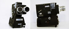 Vintage Collectors Wittnauer Cine-Twin Projector & Camera Model WD400 Zoom 800