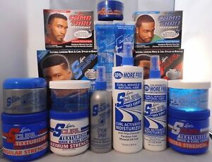 Luster's Scurl Hair Care Products (Full Range)-Free Fast Shipping to UK!!!