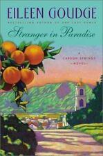 Stranger in Paradise by Eileen Goudge hardcover dj 1st ed