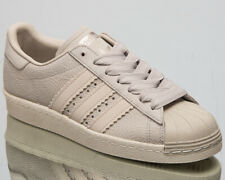 adidas Originals Superstar 80s Women's New Clear Brown Lifestyle Sneakers CG5938
