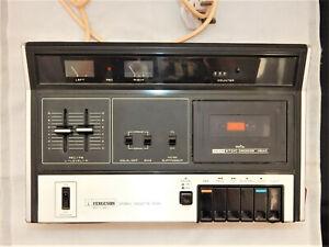 Vintage Ferguson Stereo Cassette Deck Model 3272
