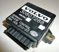 VOLVO V40 2001 2.0 Petrol - Cruise Control Relay 30807288