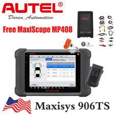 Autel Maxisys MS906TS Auto OBD2 Diagnostic Scanner ECU Coding TPMS Programming