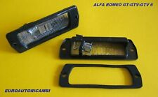 ALFA ROMEO ALFETTA GT GTV GTV 6 NUMBER LICENCE PLATE LIGHTS LAMPS x 2