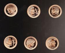 6 LOT Great Olympic Moments Peggy Fleming SONJA HENIE BOB MATHIAS RAY EWRY +