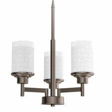 Elegant Modern Ceiling 3-Light Chandelier Lighting Fixture Pendent Lamp Home