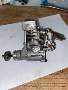 rc plane Engine ASP 52 Four Stroke