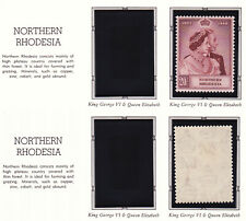 NORTHEN RHODESIA 1948 KGVI Royal Silver Wedding SG49 - VFMNH