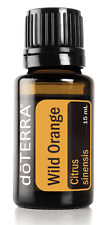 doTERRA Pure Essential Oil - Wild Orange Oil 15 Ml 100 Natural
