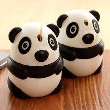Porte cure-dents Panda en forme automatique pop up boîte à cure-dents