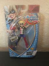 Mattel DMM36 DC Super Hero Girls Harley Quinn Action Figure BIRDS OF PREY - FAST