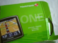 Preowned Tom Tom ONE Navigation Device 140-S Accessories U.S. Canada, Mexico
