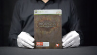 Bioshock with Steelbook Xbox 360 PAL - 'The Masked Man'