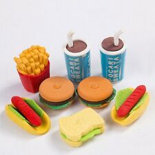 Funny Pretend Play Food Playset Plastic Toy Set Kids Toddler Cooking Kitchen ...