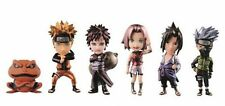Naruto Shippuden: WCF Vol 1 Metallic Set of 5 Figures (2016) New Banpresto