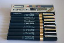 Vintage Staedtler Marsmatic 709 Sapphire Saphyr Jewel Tip Technical Art Pen Set