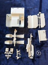 """AMT TYRONE MALONE'S KENWORTH CABOVER  'PAPA TRUCK"""" JUNKYARD ONLY -1/25- INTERIOR"""