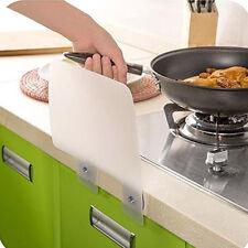 1PCS Creative Kitchen Wash Basin Sucker Sink Plastic Water Splash Baffle Board