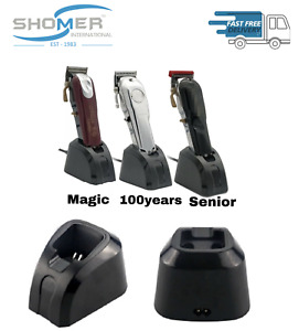 Wahl Hair Clipper Charging Stand - Magic Clip Senior Cordless Clippers UK SELLER