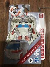 Hasbro Transformers Authentics Autobot Ratchet Action Figure