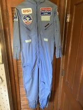 Authentic NASA US Space Camp Kid's Jumpsuit with Patches-Youth Size 20