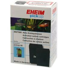Eheim Cartridge With Activated Carbon For Pickup 60 x2 *GENUINE*