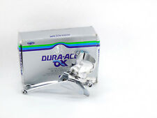 Shimano Dura Ace Ax derailleur 28.6 Clamp On front 7320 Vintage Bike Rare! Nos