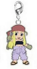 Full Metal Alchemist Winry Anime Clip-On Charm Keychain