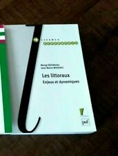 Les littoraux Enjeux et dynamiques / livre au programme ENS littéraire