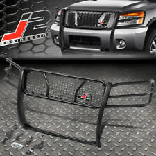 J2 FOR 04-15 NISSAN TITAN FRONT BUMPER GRILLE GRILL HONEYCOMB MESH BRUSH GUARD