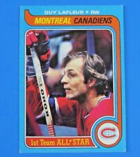 1979 TOPPS ~ GUY LAFLEUR HOCKEY CARD #200 ~