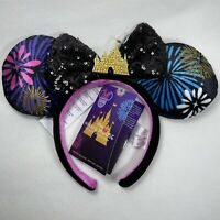 Disney Store Minnie Mouse Main Attraction Headband Ears Dec December 12/12