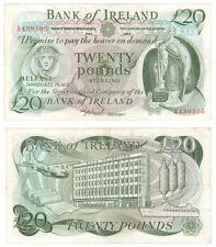 Bank of Ireland £20 Banknote - BYB ref: NI.232 - VF.