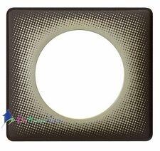 Lot de 10 plaques simple poudré Céliane éclipse Legrand 66740