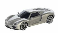 NEW Porsche 918 Spyder SILVER RC Radio Remote Control Model Race Car 1:24 Toy
