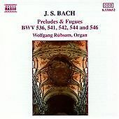 Johann Sebastian Bach - Bach: Preludes & Fugues (CD 1993)
