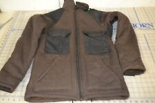 small cold weather shirt Bear coat jacket winter synthetic fiber pile tennier
